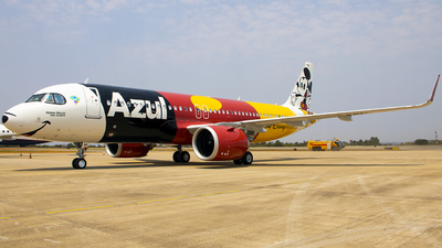 PR-YSH - Airbus A320-251N - Azul Linhas Aéreas Brasileiras