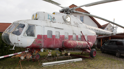 93-20 - Mil Mi-8PS Hip - Private