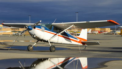 A picture of N4684A - Cessna 180 - [32281] - © C. v. Grinsven