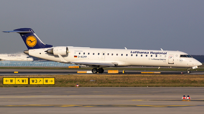 D-ACPP - Bombardier CRJ-701 - Lufthansa Regional (CityLine)