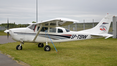 SP-TBW - Cessna U206G Stationair - Private