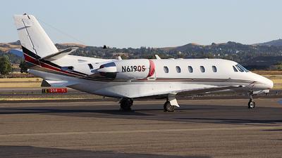 N619QS - Cessna 560XL Citation Excel - NetJets Aviation