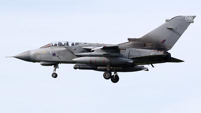 ZA554 - Panavia Tornado GR.4 - United Kingdom - Royal Air Force (RAF)