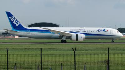 JA872A - Boeing 787-9 Dreamliner - All Nippon Airways (ANA)