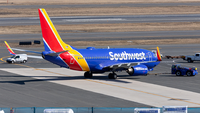 A picture of N7876A - Boeing 7377Q8 - Southwest Airlines - © OCFLT_OMGcat