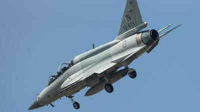 19-611 - Chengdu JF-17B Thunder - Pakistan - Air Force