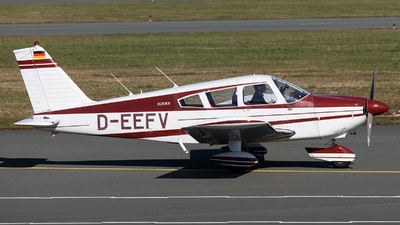 D-EEFV - Piper PA-28-180 Cherokee - Private