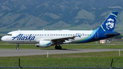 A picture of N840VA - Airbus A320214 - Alaska Airlines - © Jason Whitebird