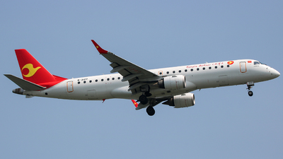 B-3127 - Embraer 190-100LR - Tianjin Airlines
