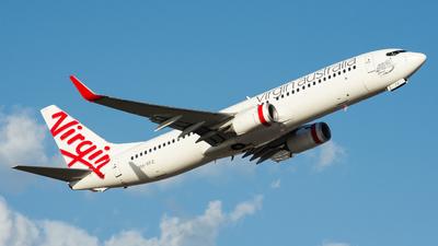 A picture of VHYFZ - Boeing 7378FE - Virgin Australia - © Steve Worner