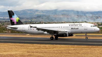 XA-VOM - Airbus A320-233 - Volaris