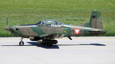 3H-FH - Pilatus PC-7 - Austria - Air Force