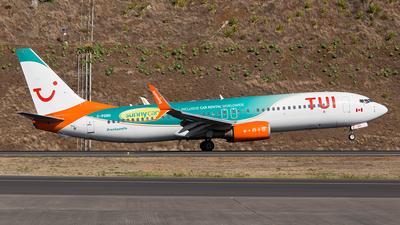 C-FDBD - Boeing 737-8Q8 - TUI (Sunwing Airlines)