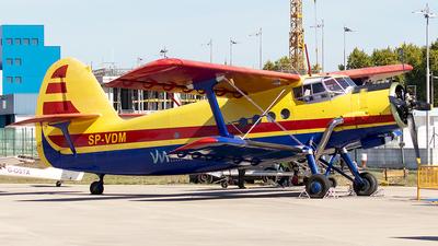 SP-VDM - PZL-Mielec An-2 - Private