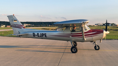 D-EJPE - Reims-Cessna F152 - Aero-Beta Flight Training