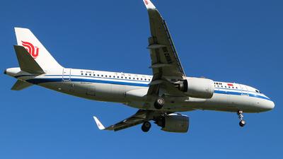 B-30C7 - Airbus A320-271N - Air China