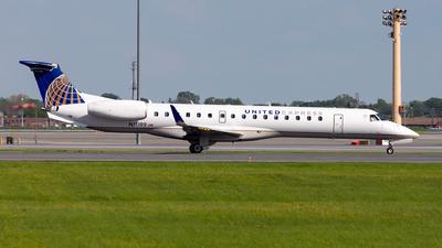 N11199 - Embraer ERJ-145XR - United Express (ExpressJet Airlines)