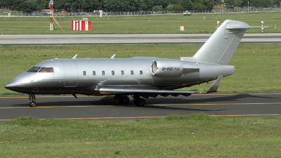 G-REYS - Bombardier CL-600-2B16 Challenger 604 - Private