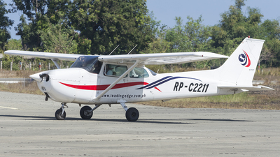 RP-C2211 - Cessna 172M Skyhawk - Leading Edge International Aviation Academy