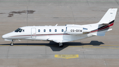 CS-DXW - Cessna 560XL Citation XLS - NetJets Europe