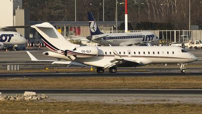 CS-GLF - Bombardier BD-700-1A10 Global 6000 - NetJets Europe