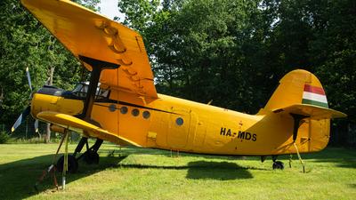 HA-MDS - PZL-Mielec An-2R - Private