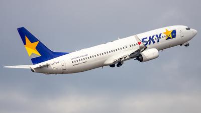 JA73NP - Boeing 737-8HX - Skymark Airlines
