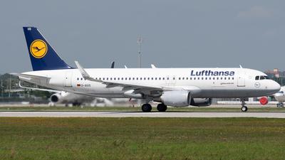 A picture of DAIUS - Airbus A320214 - Lufthansa - © Thomas Ernst
