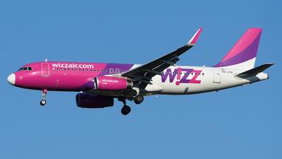 HA-LYM - Airbus A320-232 - Wizz Air