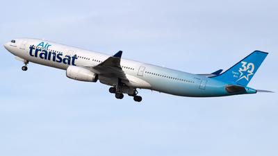 C-GTSO - Airbus A330-342 - Air Transat