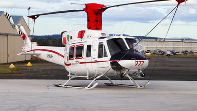 VH-NVN - Bell 212 - Helicopter Resources
