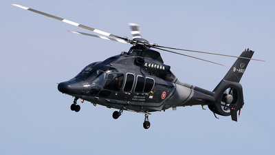 B-HRU - Eurocopter EC 155B Dauphin - Hong Kong - Government Flying Service (GFS)
