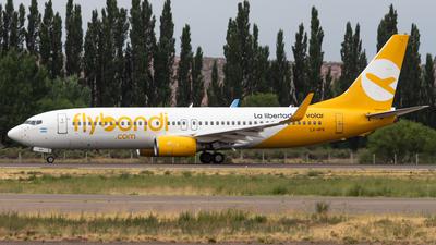 LV-HFR - Boeing 737-86J - Flybondi