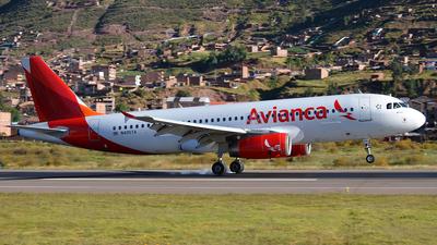N495TA - Airbus A320-233 - Avianca