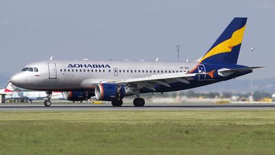 VP-BIS - Airbus A319-112 - Donavia