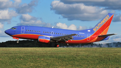 N501SW - Boeing 737-5H4 - Southwest Airlines