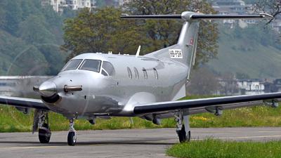 HB-FSH - Pilatus PC-12/47E - Pilatus Aircraft