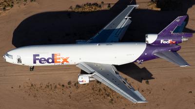 N377FE - McDonnell Douglas MD-10-10(F) - FedEx