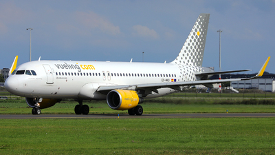 A picture of ECMAO - Airbus A320214 - Vueling - © R. Eikelenboom