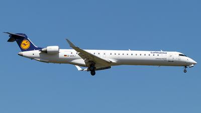 D-ACKJ - Bombardier CRJ-900ER - Lufthansa CityLine