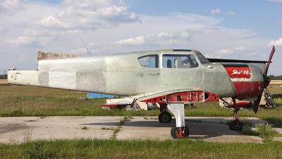 HA-JAD - Yakovlev Yak-18T - Private