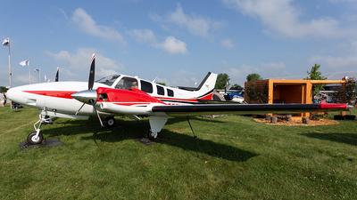 N993MW - Beechcraft G58 Baron - Private