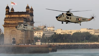 IN557 - Westland Sea King Mk.42C - India - Navy