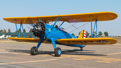N97X - Boeing A75N1 Stearman - Private