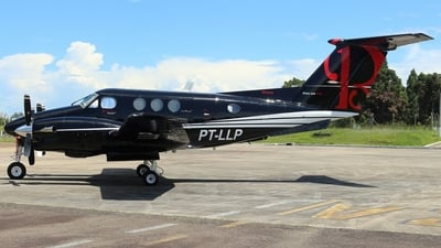 PT-LLP - Beechcraft F90 King Air - Private