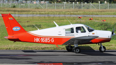 HK-1685-G - Piper PA-28-140 Cherokee Cruiser - Aero Club - Colombia