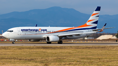 SP-TVZ - Boeing 737-8BK - Travel Service Poland