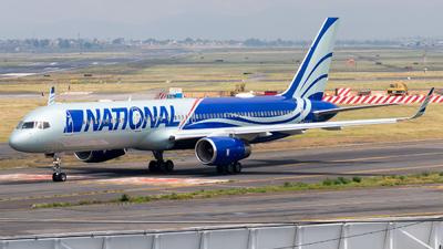 N963CA - Boeing 757-223 - National Airlines