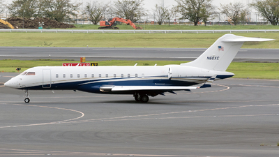 N60XC - Bombardier BD-700-1A10 Global 6000	 - Private