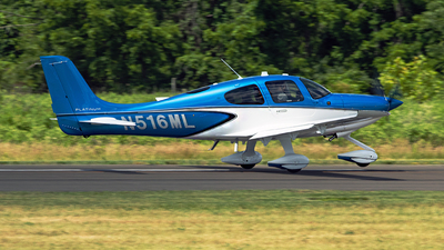 N516ML - Cirrus SR20 - Cirrus Design Corporation